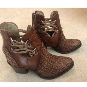 Brand New Cuadra booties